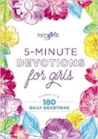Picture of 5 Minute Devotions For Girls