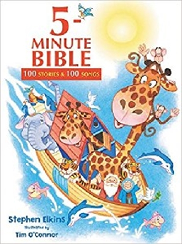 Picture of 5 Minute Bible 100 Stories And Songs
