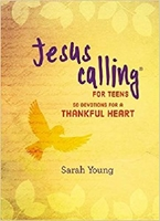 Picture of Jesus Calling 50 Devotion For A Thankful Heart