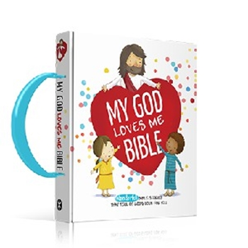 Picture of GOD LOVES ME BIBLE