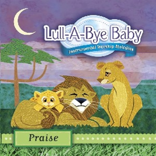 Picture of Lull-A-Bye Baby Praise CD