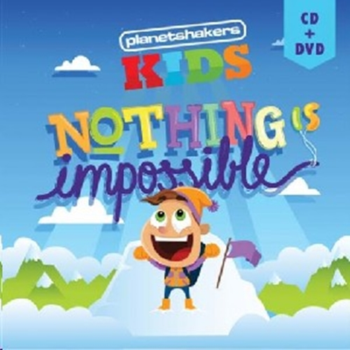 Picture of Planetshakers Kids Nothing Is Impossible CD/DVD