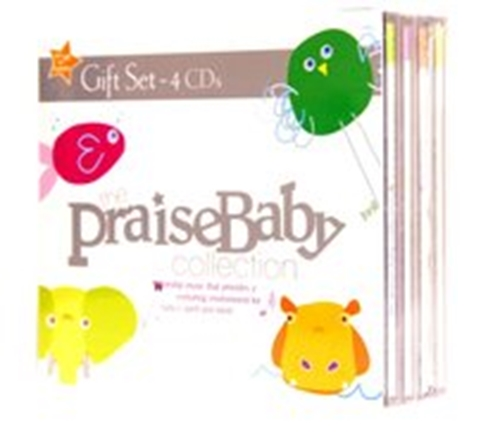 Picture of Praise Baby Gift Set Cd