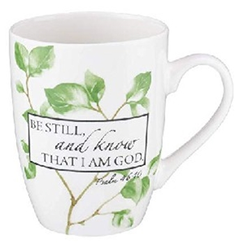 Picture of Mug Be Still And Know