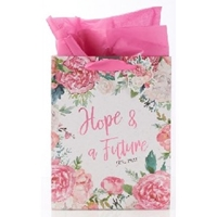 Picture of Gift Bag Medium Hope And A Future