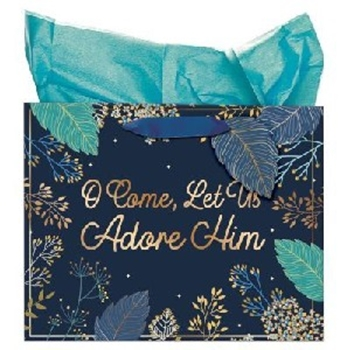 Picture of O Come, Let Us Adore Him Gift Bag