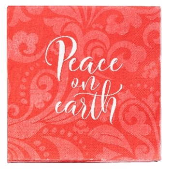 Picture of Peace On Earth Napkins