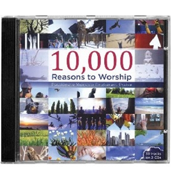 Picture of 10000 Reasons Worship Cd