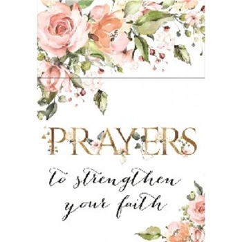 Picture of PRAYERS TO STRENGHTEN YOUR FAITH BOX CARDS