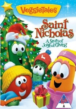 Picture of Veggietales Saint Nicholas