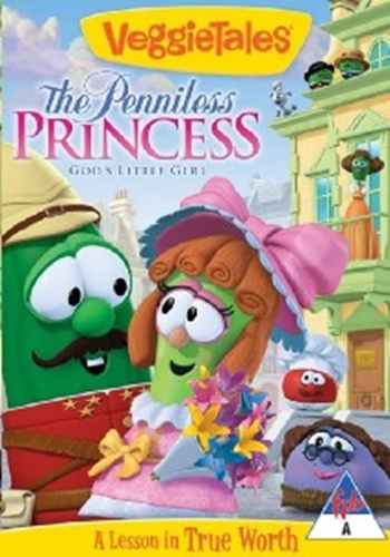 Picture of Veggietales The Penniless Princess