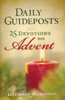 Picture of Daily Guideposts 25 Devotions For Advent