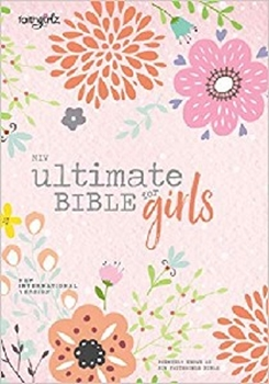 Picture of NIV Ultimate Bible For Girls