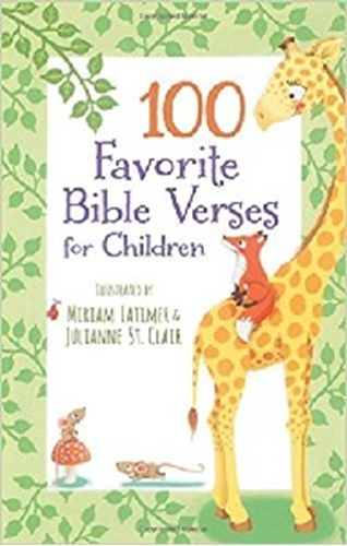 Picture of 100 Family Bible Verses For Children