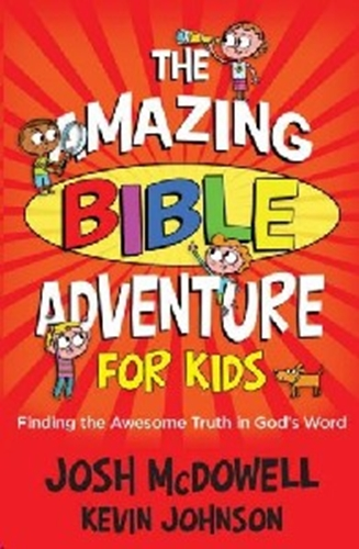 Picture of Amazing Bible Adventures For Kids