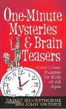 Picture of One Minute Mysteries And Brain Teasers