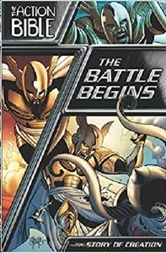 Picture of Battle Begins #1 Action Bible