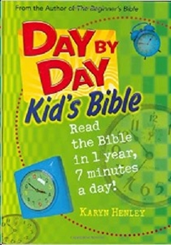 Picture of Day By Day Kids Bible