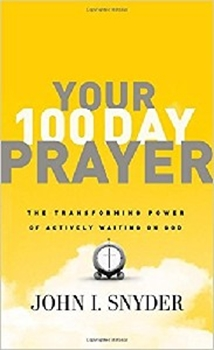 Picture of YOUR 100 DAY PRAYER