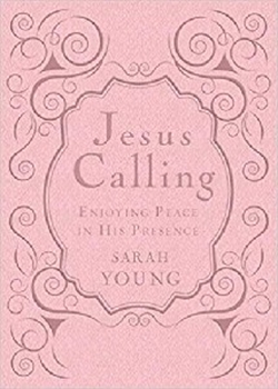 Picture of JESUS CALLING LEATHER SOFT