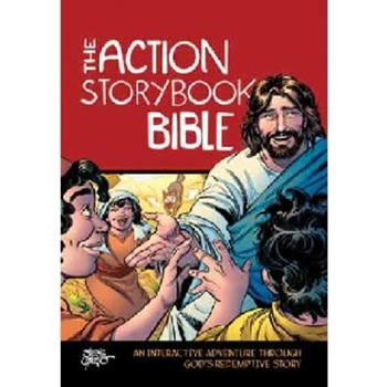 Picture of The Action Storybook Bible