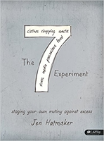 Picture of 7 EXPERIMENT MEMBERS BOOK