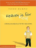 Picture of Heaven Is For Real Conversation Guide