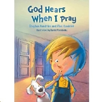 Picture of God Hears When I Pray