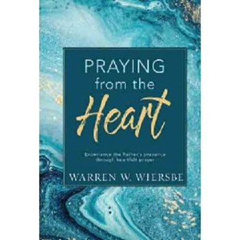 Picture of PRAYING  FROM THE HEART