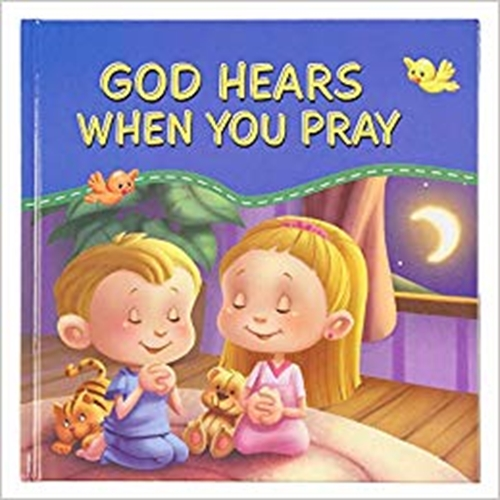 Picture of God Hears When You Pray