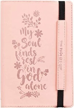 Picture of JOURNAL FLEXCOVER BULLET MY SOUL FINDS REST