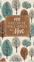Picture of 199 FAVORITE BIBLE VERSES FOR MEN