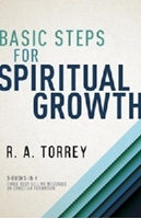 Picture of Basic Steps For Spiritual Growth