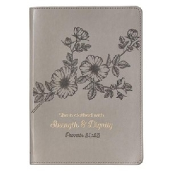 Picture of JOURNAL SHE IS CLOTHED WITH STRENGHT AND DIGNITY