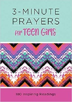 Picture of 3 Minute Prayers For Teen Girls