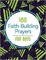 Picture of 180 Faithbuilding Prayers For Boys