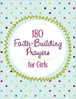 Picture of 180 FAITHBUILDING PRAYERS FOR GIRLS