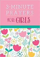 Picture of 3 Minute Prayers For Girls