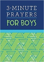Picture of 3 Minute Prayers For Boys