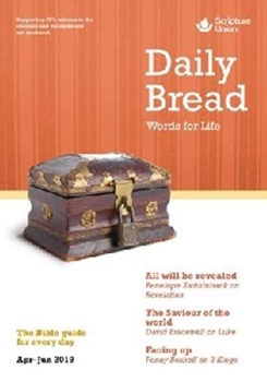 Picture of DAILY BREAD APR/JUNE LARGE PRINT 2019