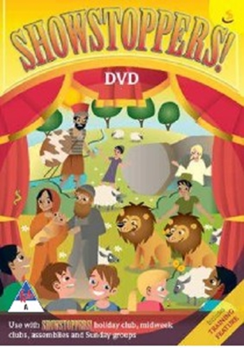 Picture of Showstoppers Dvd