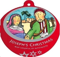 Picture of Bauble Bk Josephs Christmas