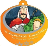 Picture of Bauble Bk Shepherds Christmas