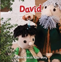 Picture of David Boardbook