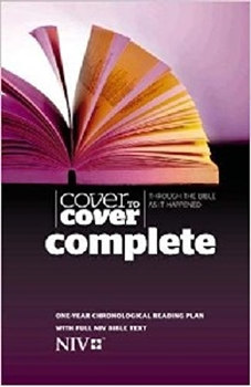 Picture of NIV Cover To Cover Complete Bible