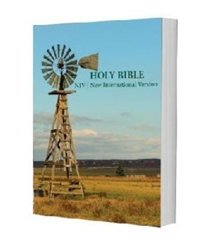 Picture of NIV Outreach Bible Windmill