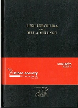 Picture of Chichewa Bible Hardcover