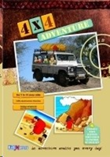 Picture of 4 X 4 Adventure Combo 7-13 Years