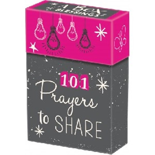 Picture of Boxes Of Blessings 101 Prayers To Share