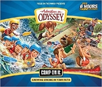 Picture of ADVENTURES IN ODESSY CAMP ON IT AUDIO CD